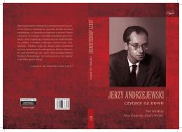 2 obr.indd - Wydawnictwo Uniwersytetu Jagiellońskiego