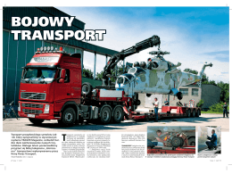 BOJOWY TRANSPORT - Panas Transport