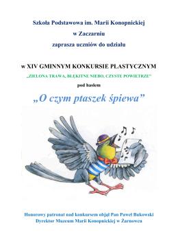 Wiersz Na Dzień Dobry Zima Maria Konopnicka Nasza Zima Biała