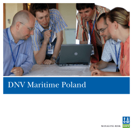 DNV Maritime Poland