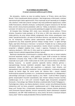artykułu - Centrum Edukacji Zabrze