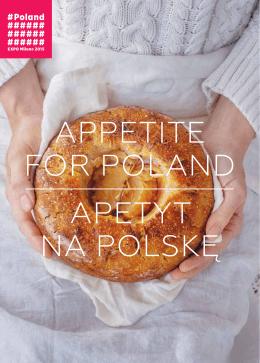 apetyt na polskę appetite for poland