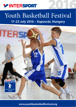 Youth Basketball Festival