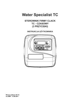 Water Specialist TC - MK Uzdatnianie Wody