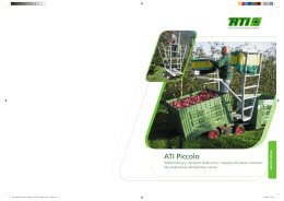 ATI Piccolo - Advanced Technology International