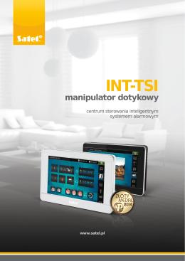 INT-TSI - ulotka