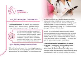 Co to jest Chlamydia Trachomatis?