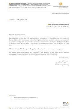 UPT-ZWiR 2015-PL HE Ban Ki-moon Secretary