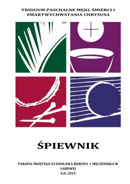 ŚPIEWNIK - Parafia św. Stanisława Biskupa i Męczennika w Łabowej