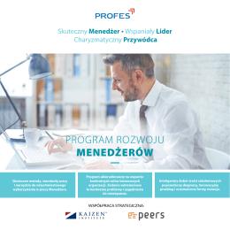 Program Rozwoju Menedzerow