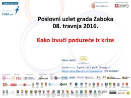 Nikšić_Konter savjetovanje_Kako poduzeće izvući iz krize