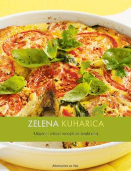 zelena kuharica - Alternativa za vas