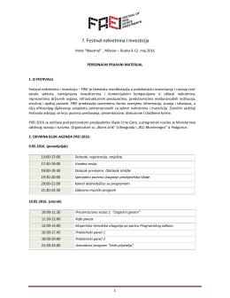 Pojedinačno učešćePDF prijava
