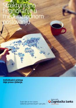 Strukturirano financiranje u međunarodnom poslovanju