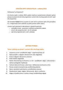 svibanj 2016. - Dječji vrtić Rijeka