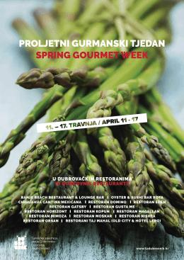 Plakat Gourmet - web