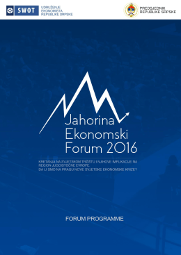 forum programme