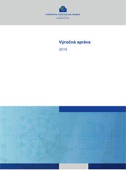 2015 - European Central Bank