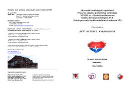 Program (verzia na tlač)