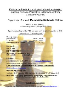 Memorial RR