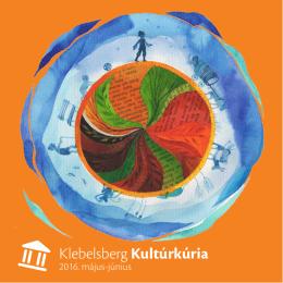 június - Klebelsberg Kultúrkúria