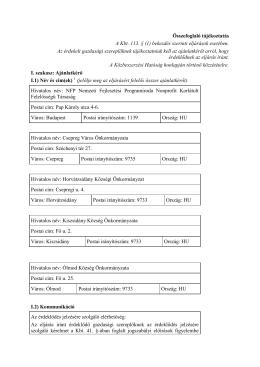 NFP - Összefoglaló tájékoztatás_Csepreg_d4f55