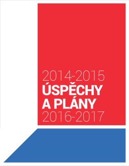 Úspěchy a plány Ministerstva financí (