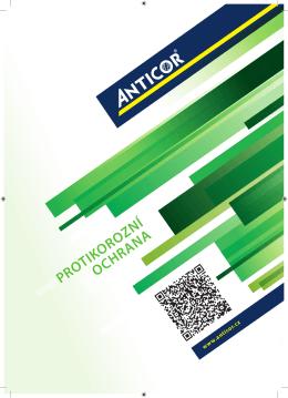 protikorozní ochrana - ANTICOR Bohemia sro