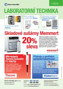 Laboratorní noviny 01/2016