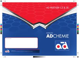 adchemie - AD Pardubice