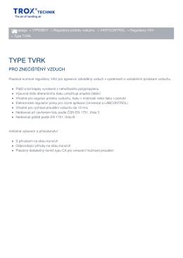 TYPE TVRK