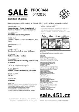 program - 451.cz