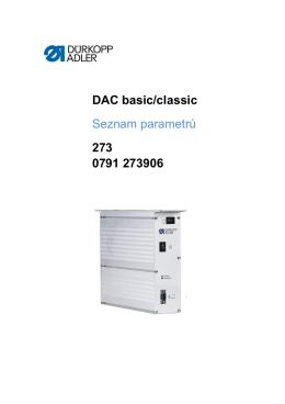 DAC basic/classic - Duerkopp