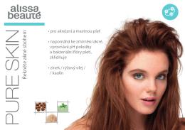Řekněte akné sbohem - Beauty Servis Group