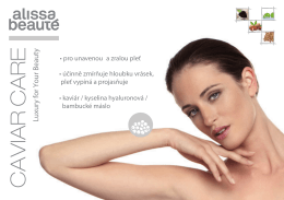 caviar care - Beauty Servis Group