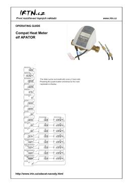Compat Heat Meter elf APATOR