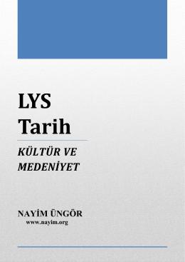 LYS Tarih - nayim.org