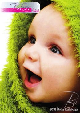 Kataloğu Aç - Bliss Bebek