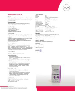 Hammerfast TP 100 S - AYK Yapı Kimyasalları