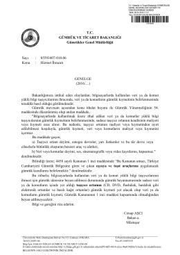 Hizmet İhracatı - T.C. Gümrük ve Ticaret Bakanlığı