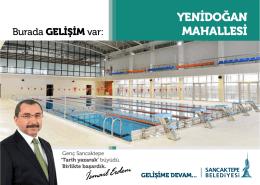 Yenİdoğan MaHaLLeSİ - Sancaktepe Belediyesi
