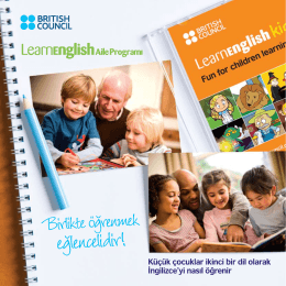 eğlencelidir! - LearnEnglish Kids