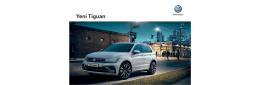 Yeni Tiguan - Binek Araç