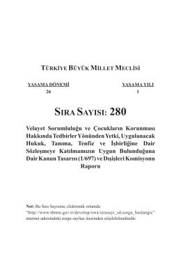 280 - TBMM