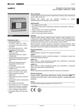 iso685-D - Pro-mac