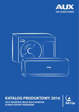 Split Inverter / Multi Split Przenośne (20 Mb PDF)
