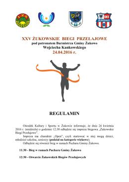 regulamin - Chwaszczyno.pl