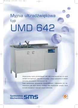 Ulotka UMD 642