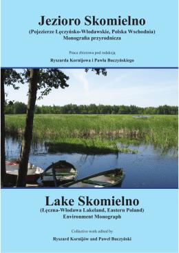 Jezioro Skomielno Lake Skomielno