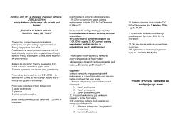 Folder z pełną informacją - Zespół Szkół Ogólnokształcących nr 1